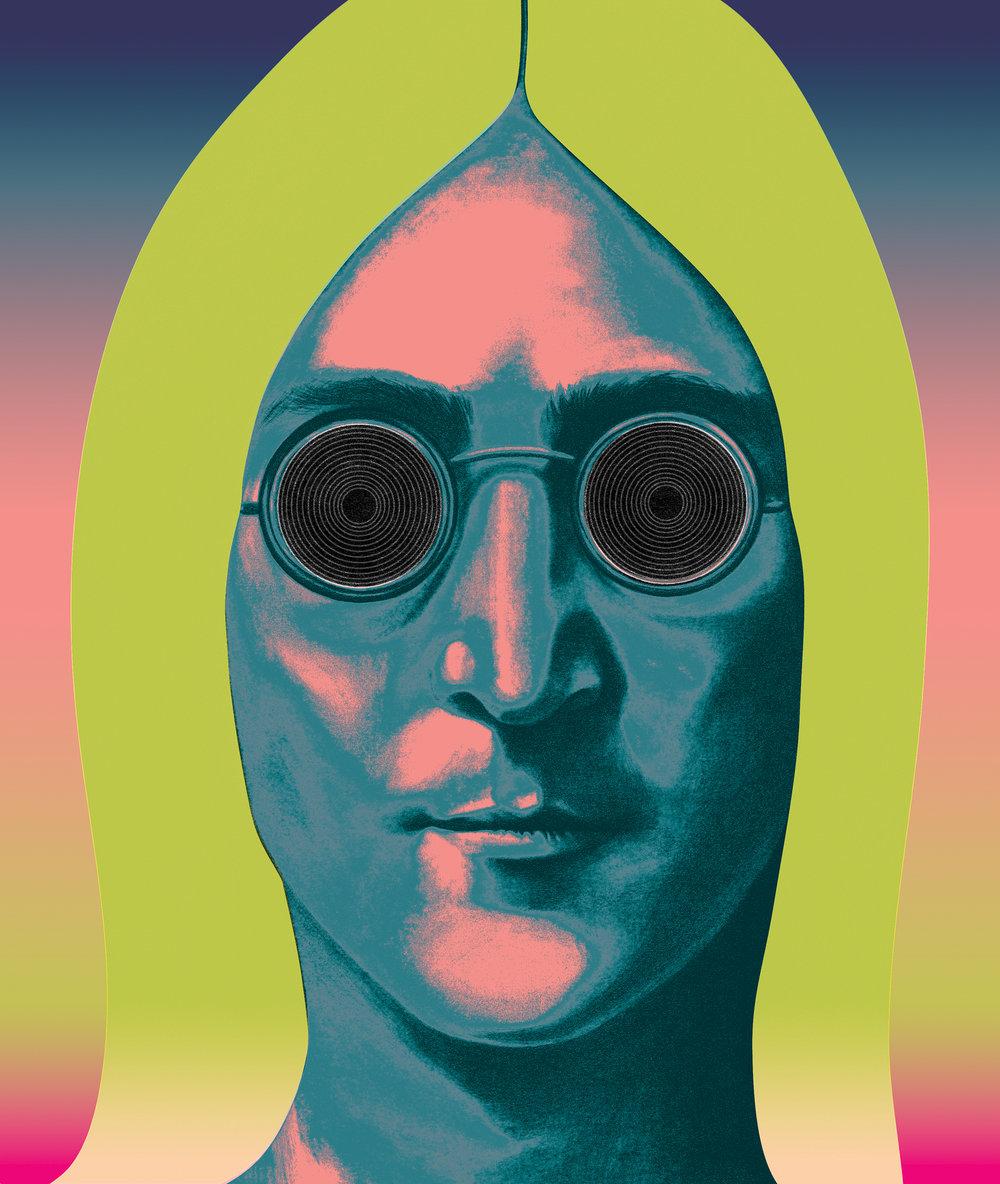 John Lennon | Curo, June 2005