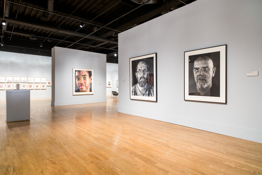 Chuck Close Works on Paper OKCMOA 2013 (6).jpg