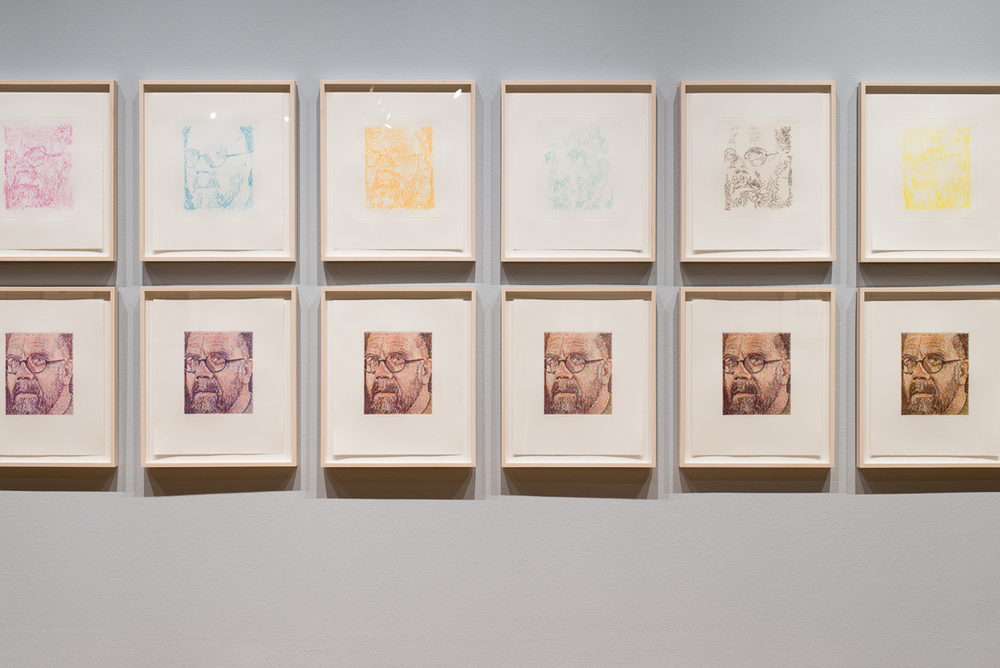 Chuck Close Works on Paper OKCMOA 2013 (33).jpg