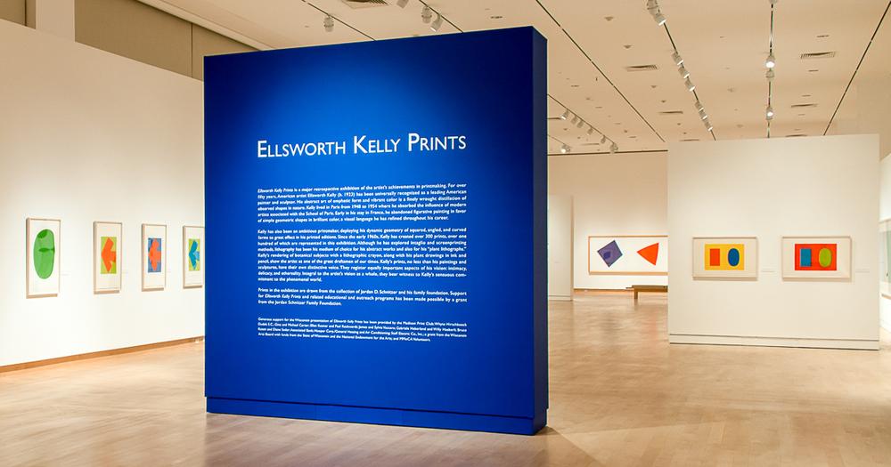 Ellsworth Kelly: Prints