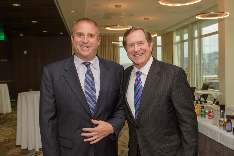 Steve Roselli (Harsch Investment Properties), Jordan D. Schnitzer