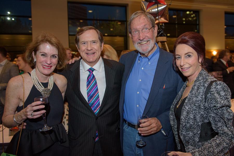 Betsy Warren, Jordan D. Schnitzer, Doug Macy (Walker Macy), Nancy Frisch