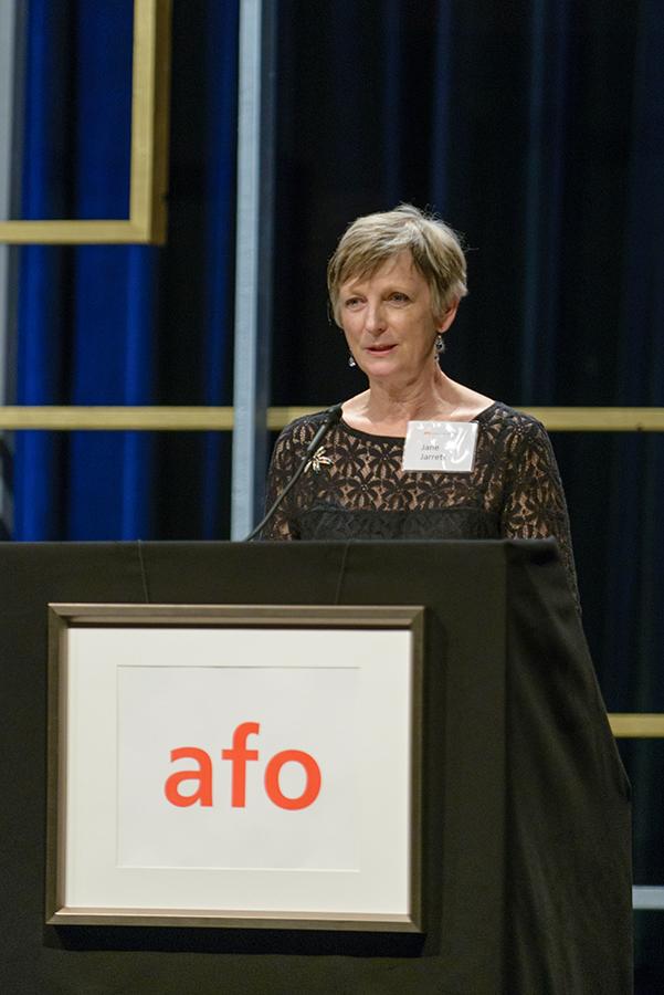 Jane Jarrett (AFO)