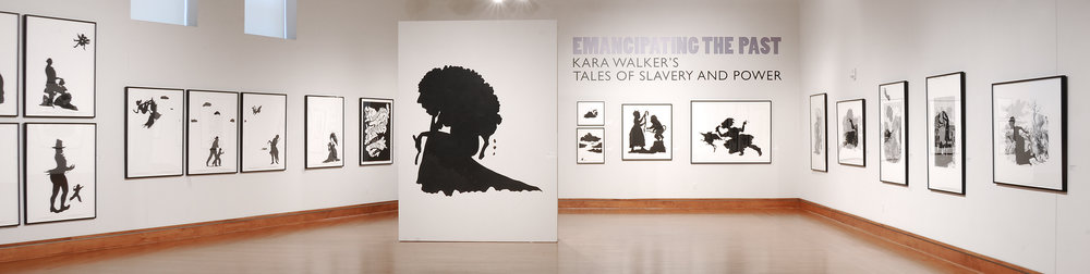 Emancipating the Past: Kara Walker's Tales of Slavery and Power, David C. Driskell Center, 2015