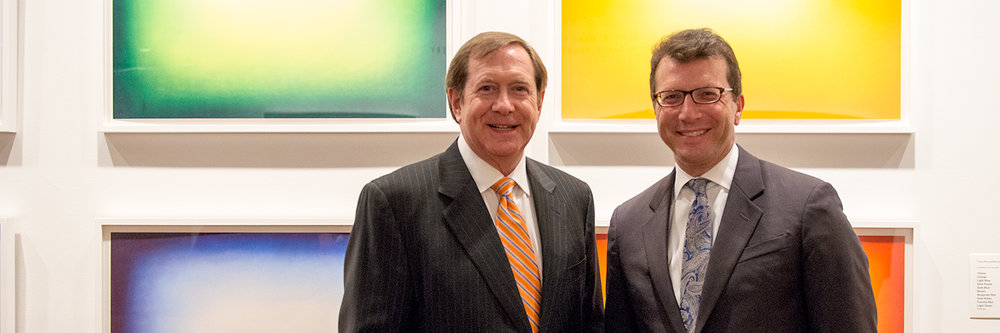Jordan D. Schnitzer & Brian Ferriso, Director & Chief Curator, Portland Art Museum