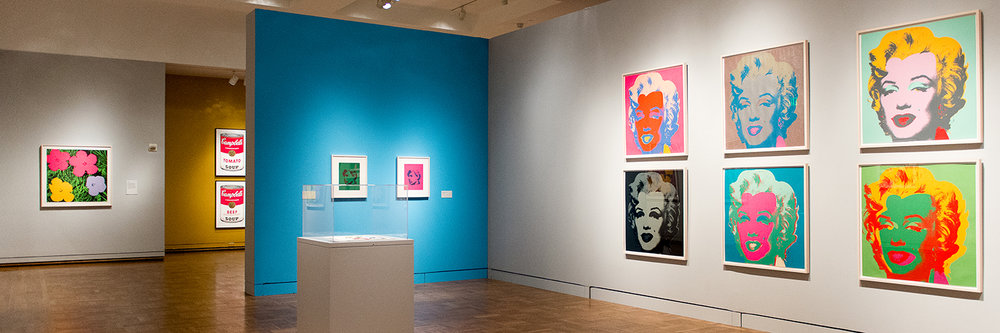Andy Warhol: Prints from the Collections of Jordan D. Schnitzer and His Family Foundation, Portland Art Museum, 2016