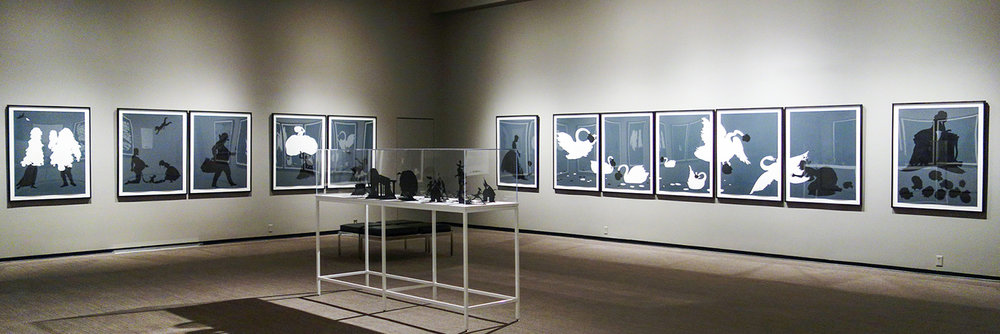 Emancipating the Past: Kara Walker's Tales of Slavery and Power // Boise Art Museum, 2014