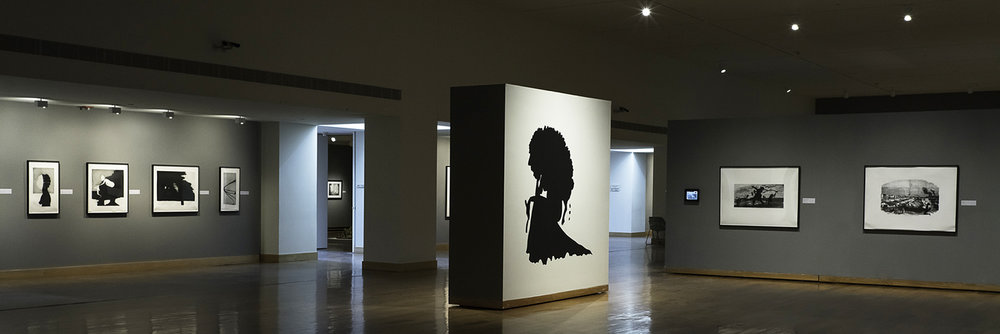 Emancipating the Past: Kara Walker's Tales of Slavery and Power, University of Wyoming Art Museum, 2016
