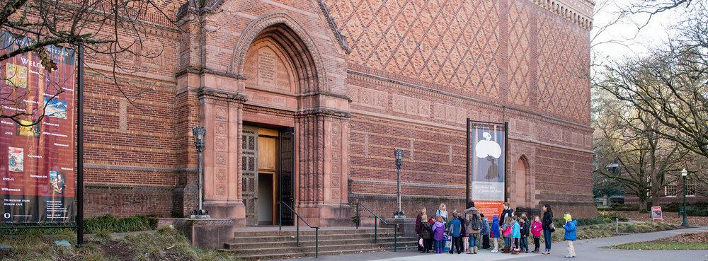 Jordan Schnitzer Museum of Art // 2014