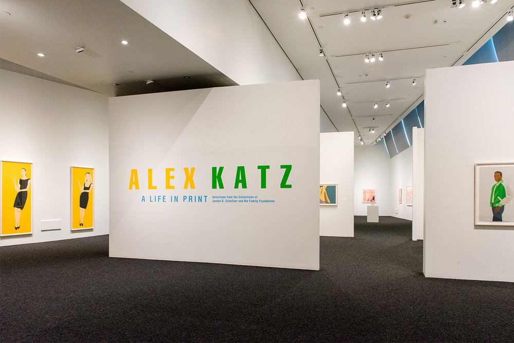 Alex Katz: A Life in Print