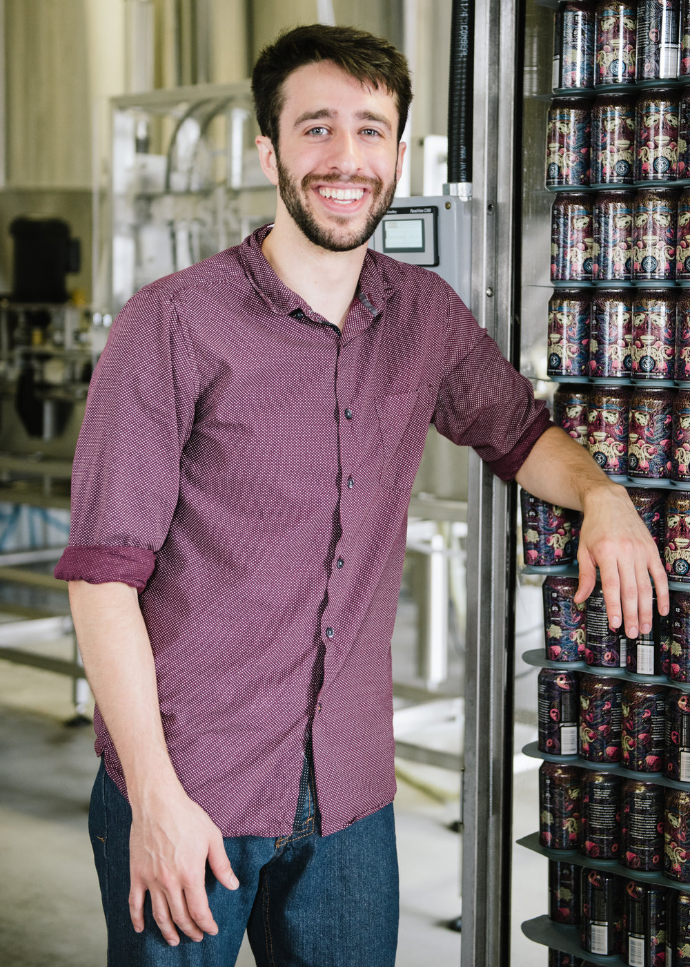 DANA WHITE<br><em>PACKAGING ASSISTANT/CELLARMAN</em>