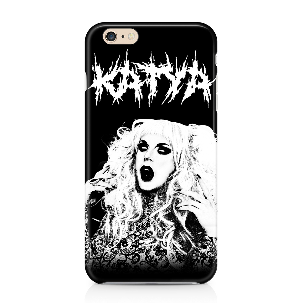 METAL QUEEN - PHONE CASE