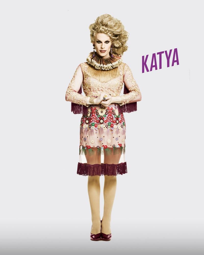 Katya All Stars 8x10