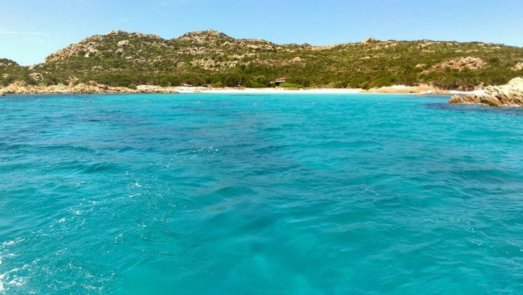 BUDELLI OR 'THE PINK BEACH' - LA MADDALENA ARCHIPELAGO