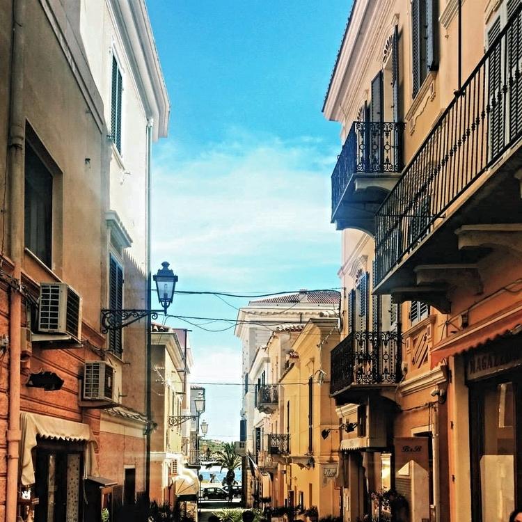 LA MADDALENA TOWN