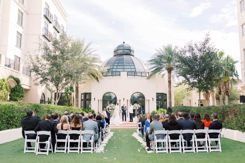Alfond Inn Wedding Winter Park Wedding Photographer