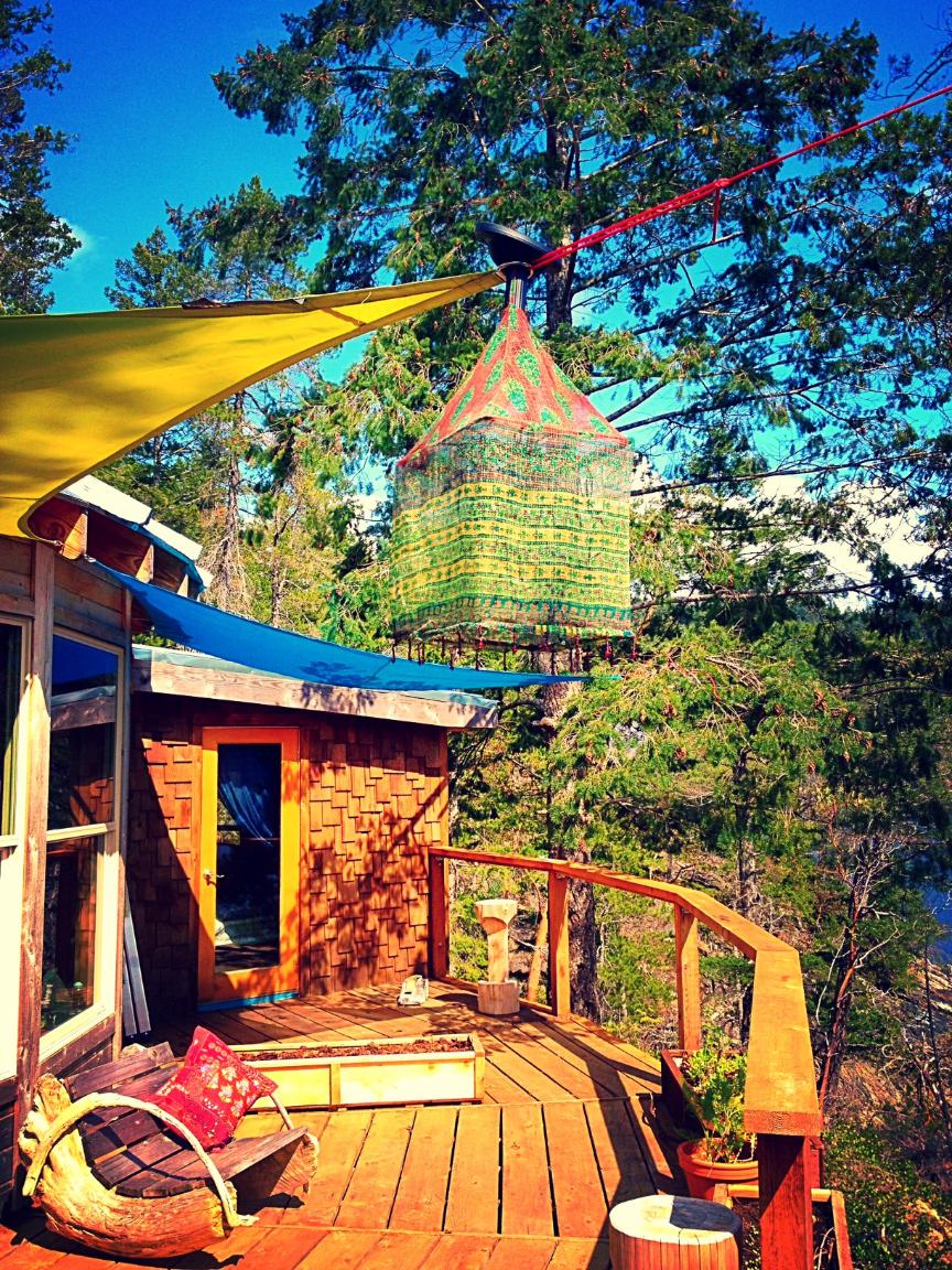 Yurt Room #2 -