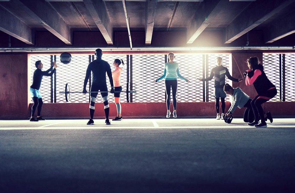 Urban Spartan Training - Lundi 18h30Circuit training pour un entraînement spécifique aux courses d'obstacle en toute convivialité !