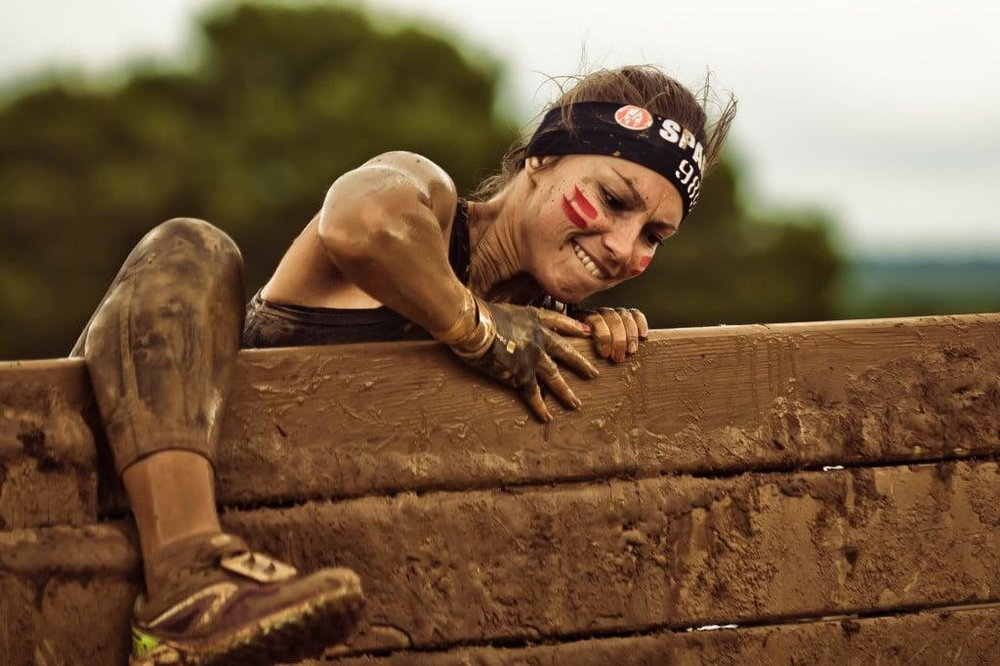 OBSTACLE RACE - Une