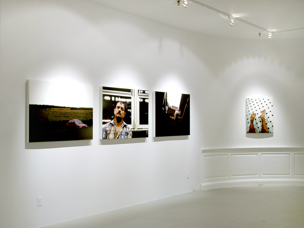 Freedom , Installation View