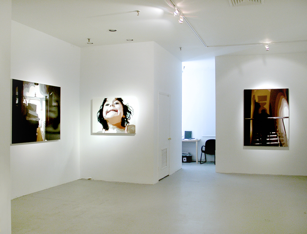 Random Allegory  , Installation View
