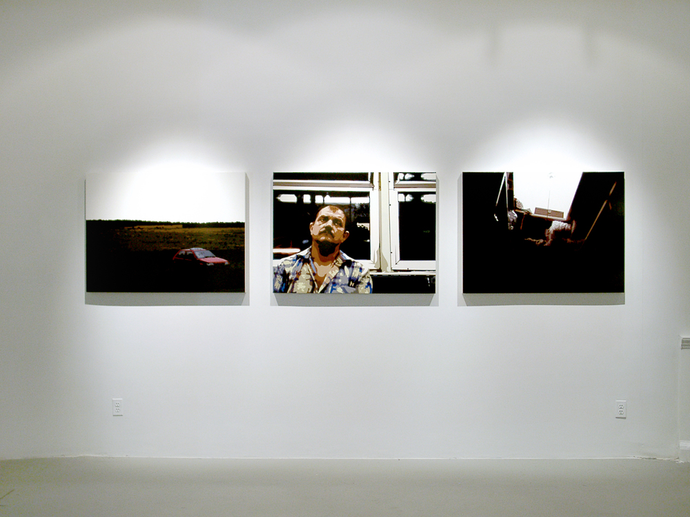 Random Allegory, Installation View