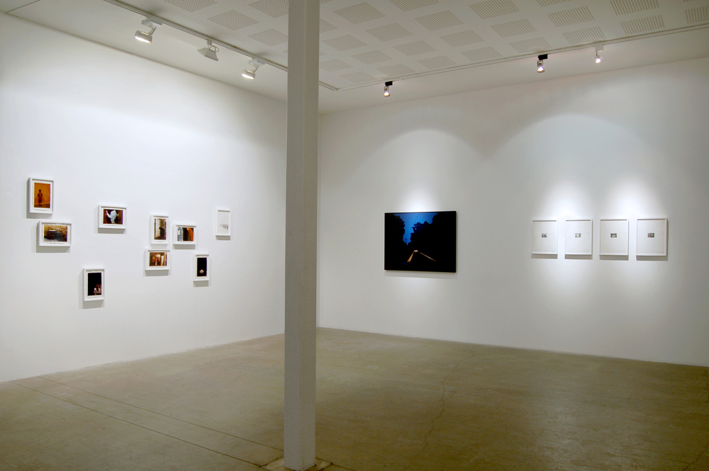 Dusk Til Dawn  , Installation View,Front Room