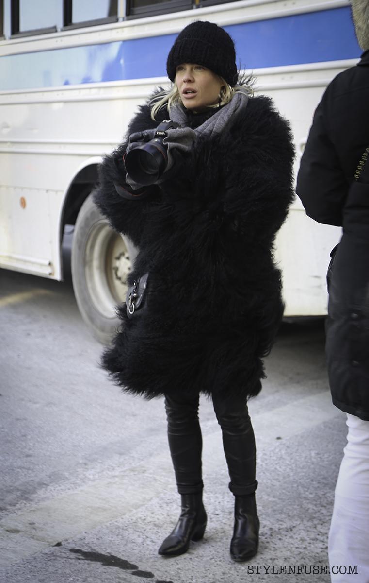NYFW Street Style Photos by Natalie Alvarado