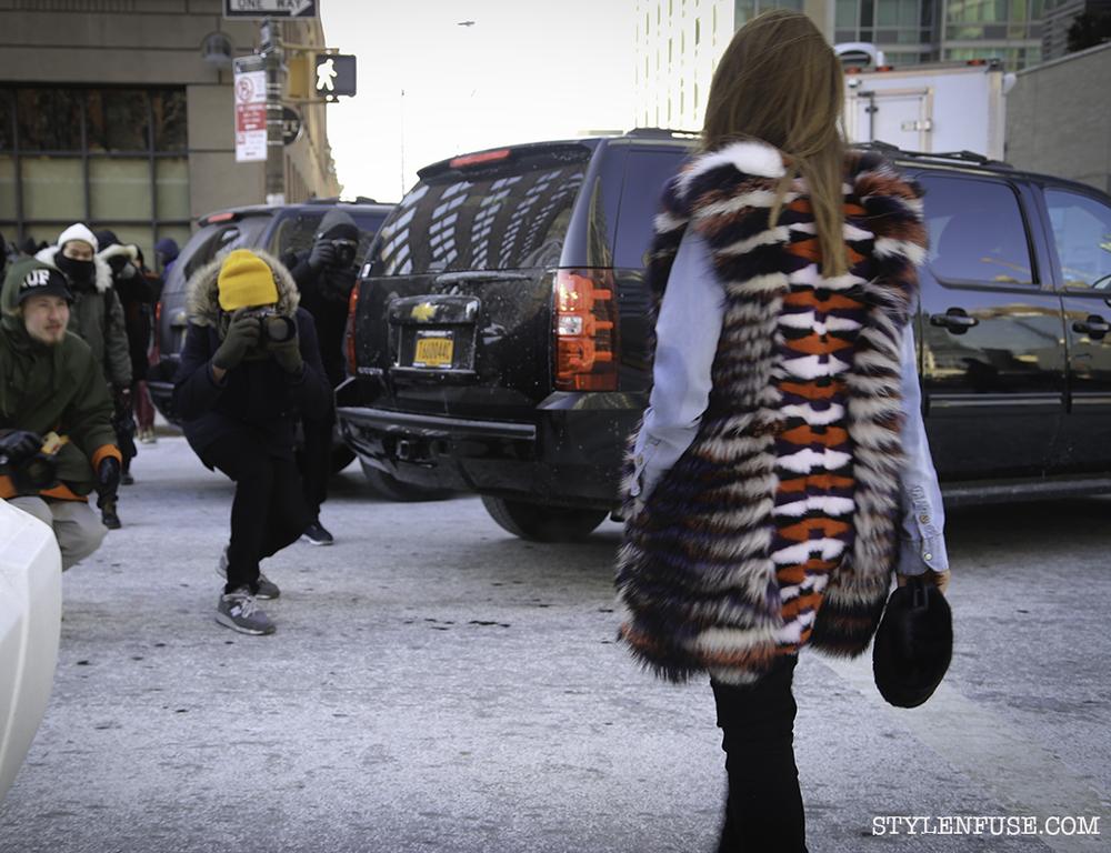 Samantha De Reviziis founder of Lady Fur