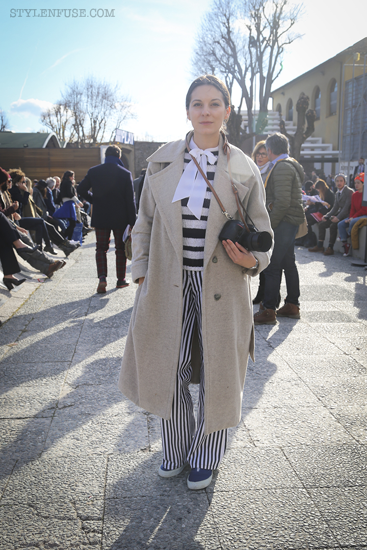 Pitti Uomo Street Style photos by Natalie Alvarado