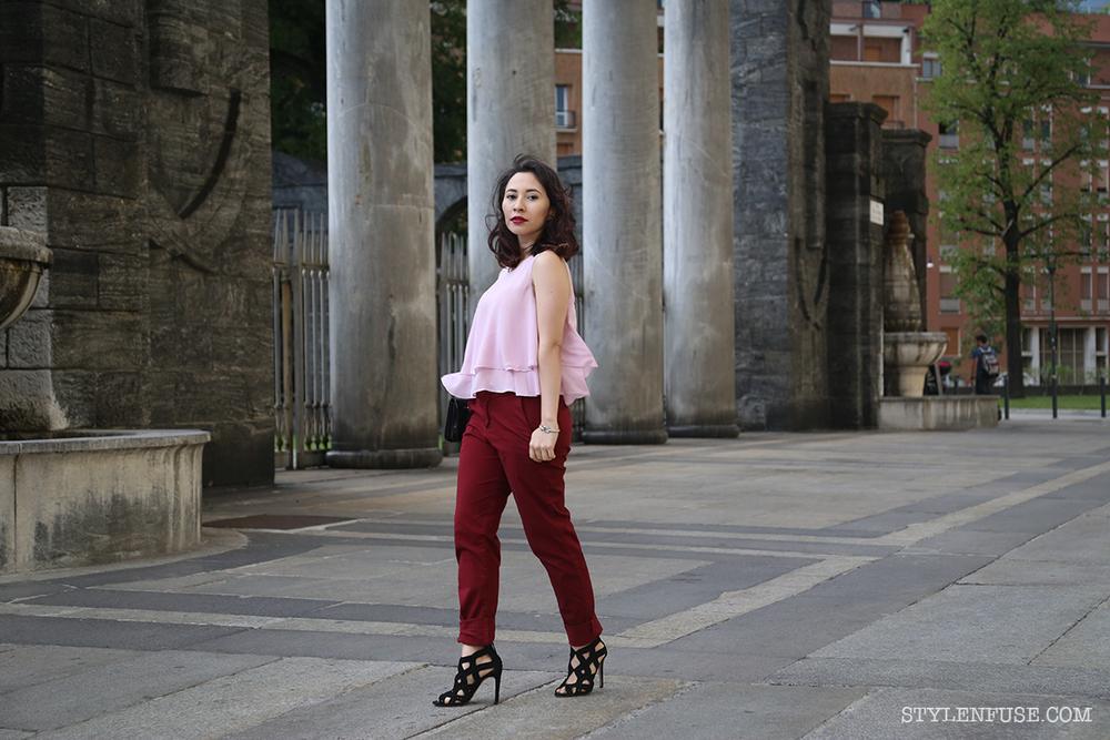 Natalie Alvarado Fashion Blogger photos by Niccolo Iacopizzi