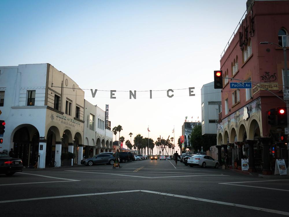 Stylenfuse by Natalie Alvarado Venice Sign