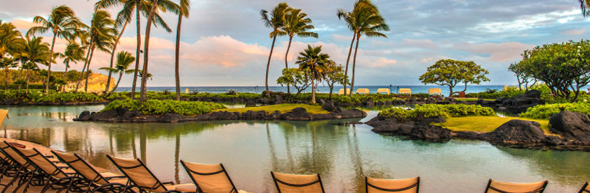 Saltwater Lagoon at The Grand Hyatt Kauai