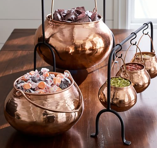 Copper Cauldron $59.50  Pottery Barn