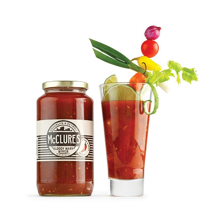 McClure's Bloody Mary Mix $12.95, Dean & Deluca