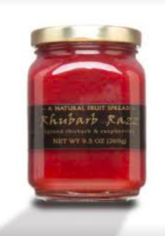Mountain Fruit Company Rhubarb Razz $5.99, MadeInCalifornia.net