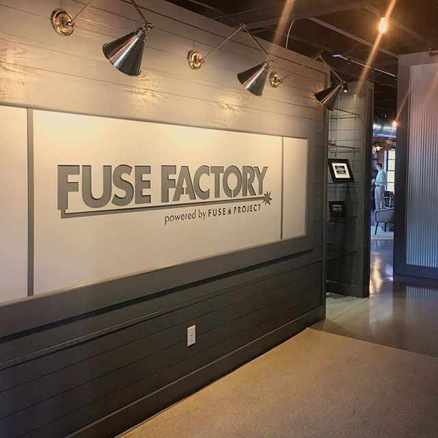 Go Team Fuse Factory! It looks beautiful! 🎊