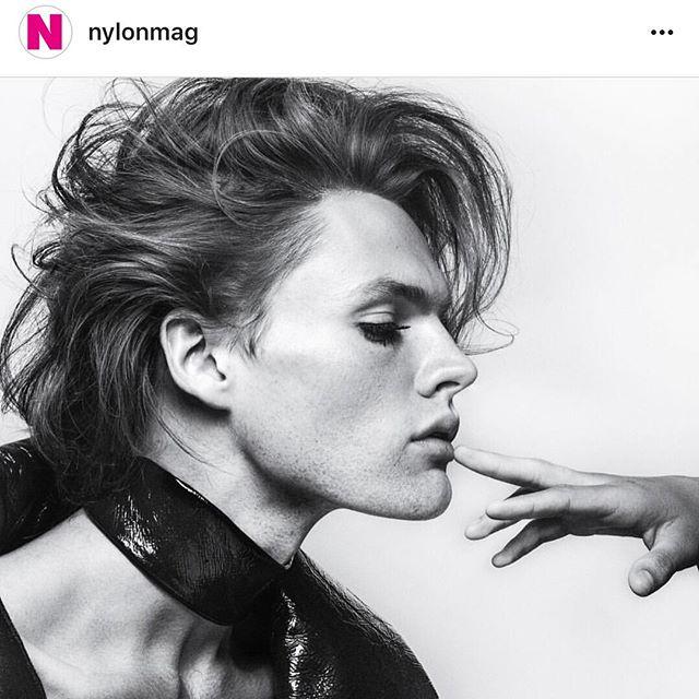 #MOBFWalumni featured in @nylonmag // we love you @danielxwalters