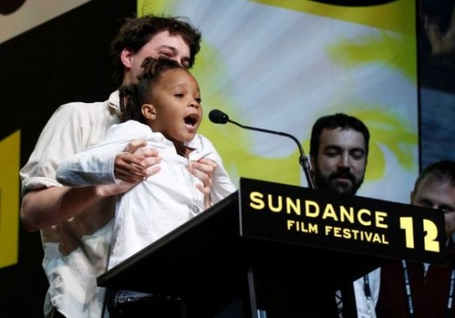 Hushpuppy at Sundance
