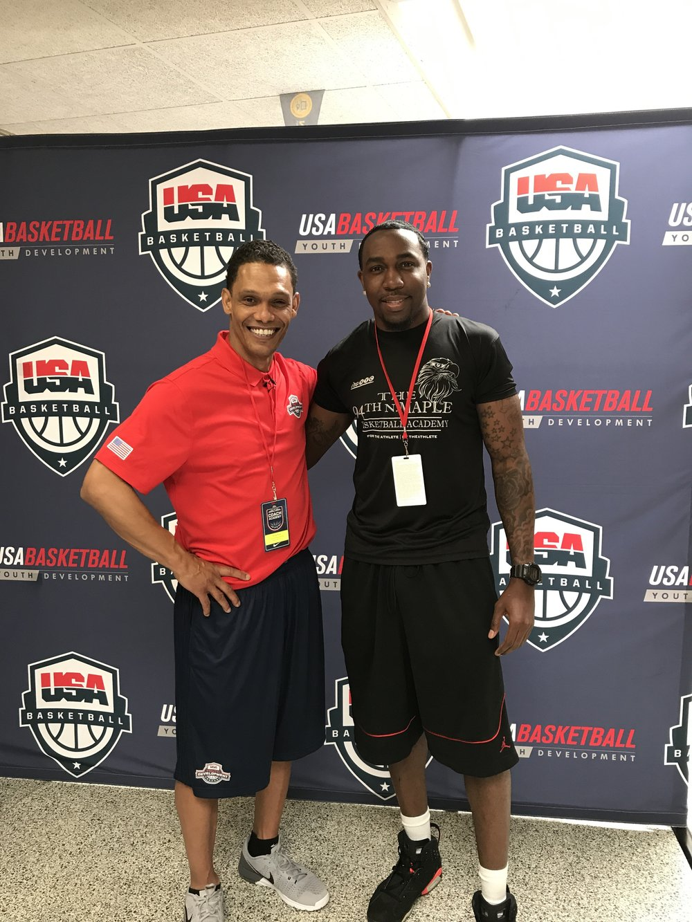 USA Basketball Certified