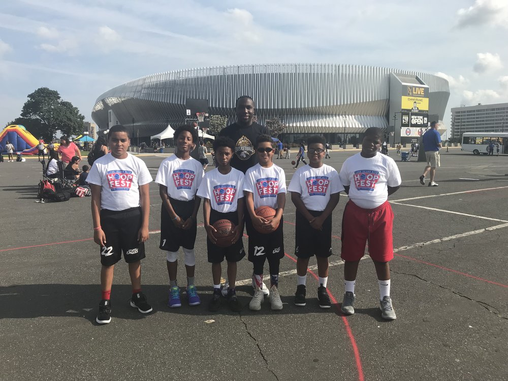 94th 12u Boys Wins 2nd place in the Long Island Nets 3on3 tournament!