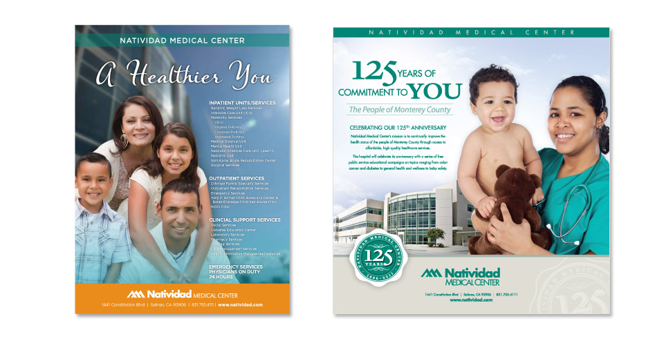 Natividad Medical Center Advertisement