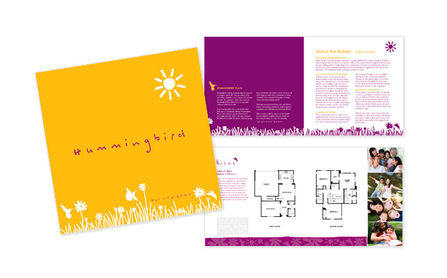 Hummingbird Lane Brochure