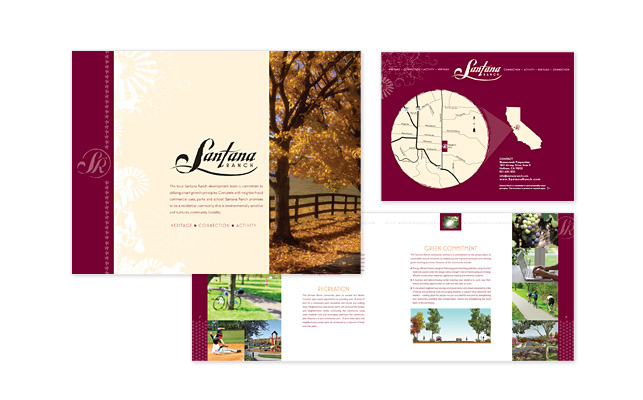 Santana Ranch Brochure