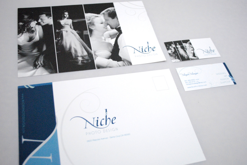 Niche Photography Branding Suite