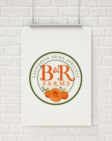 B & R Farms Logo