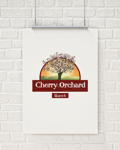 Cherry Orchard Ranch Logo