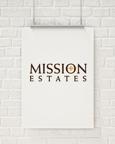 Mission Estates Logo