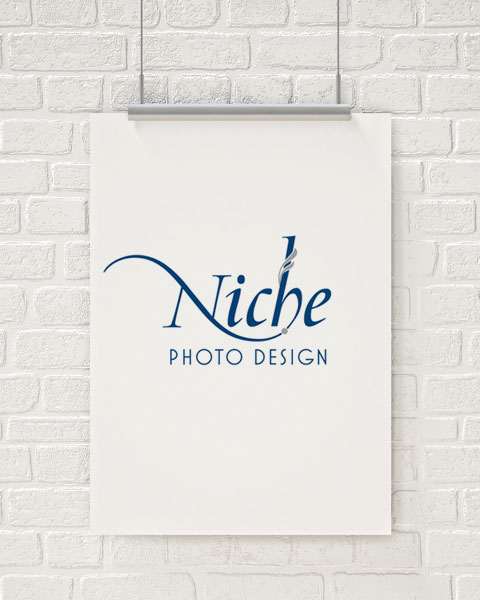 Niche Photo Design Logo