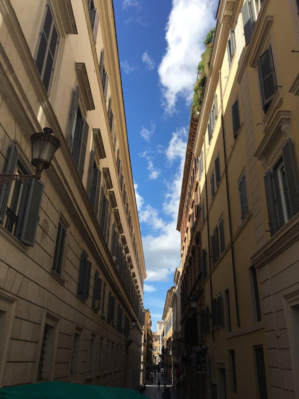 Roma Corridor